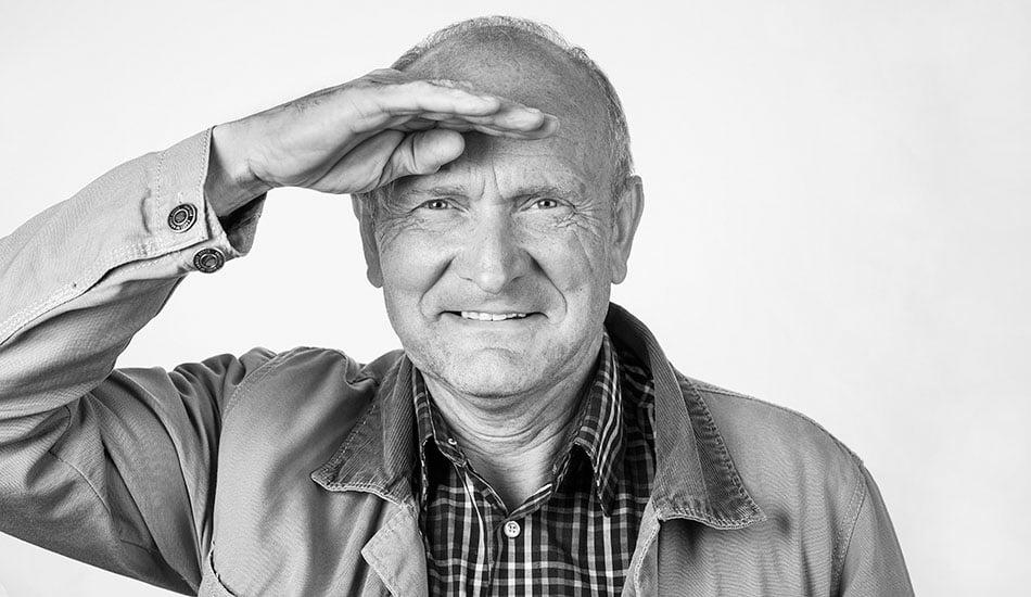 Portraitbilder vom professionellen Fotografen