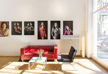Fotostudio Berlin, professioneller Fotograf