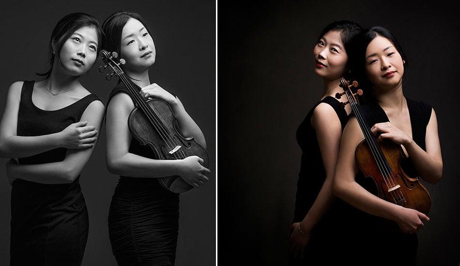 Musiker Fotos, Künstlerportraits Sedcards
