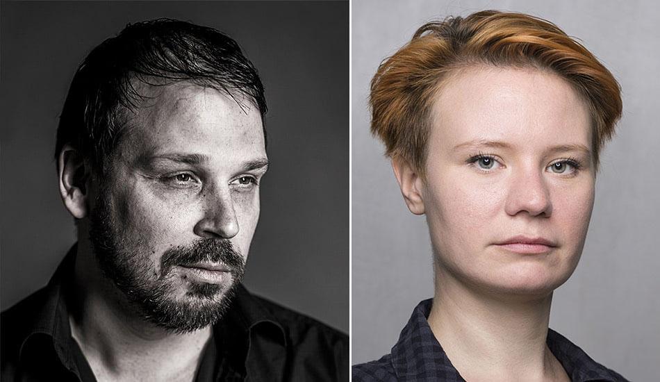 Porträtfotos; Fotoshooting in Berlin